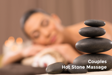 Couples Hot Stone Massage