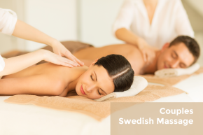 Couples Swedish Massage